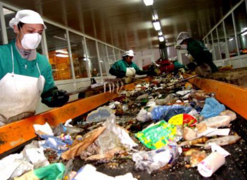 Nova directiva de residuos da UE